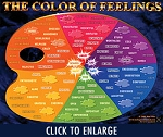 Color of Feelings Palette