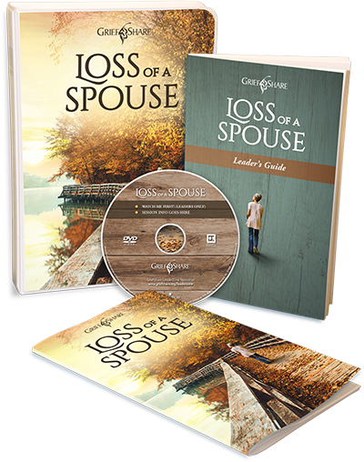 Loss of a Spouse from GriefShare