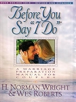 Before You Say I Do - workbook