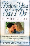 Before You Say I Do - Devotional for Premarital Couples